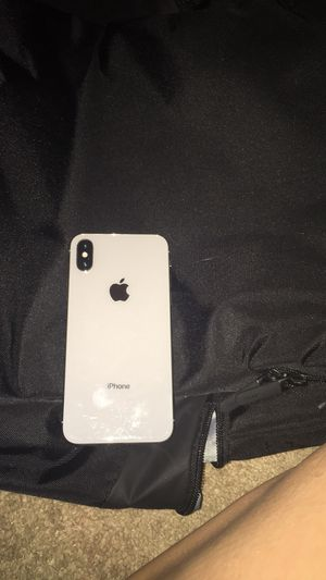 iPhone X for Sale in Ambridge, PA