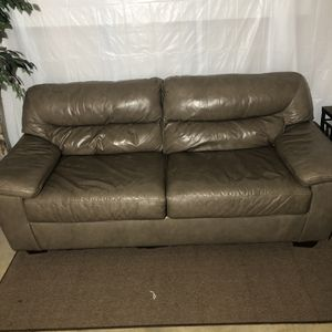 Leather Couch ,Sofa for Sale in Annandale, VA