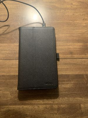 Amazon Fire 7 32 GB tablet, case included! will be restored with purchase! for Sale in Chicago, IL