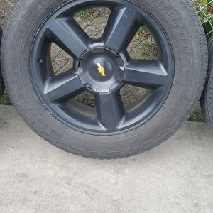 Chevy Rims And Tires for Sale in Los Angeles, CA