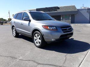 2007 Hyundai Santa fe, 8 passenger for Sale in Las Vegas, NV