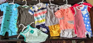 Brand new baby clothes for Sale in Apple Valley, CA