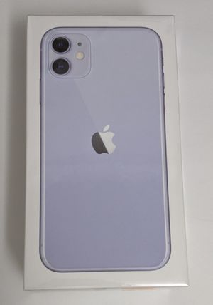 Unlocked iPhone 11 Purple 64Gb for Sale in Santa Clara, CA
