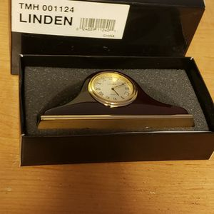 Linden Mini Wooden Clock for Sale in Calumet City, IL