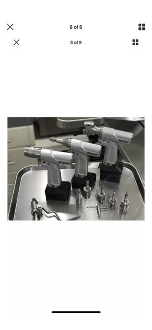 Stryker surgical drills for Sale in Miami, FL