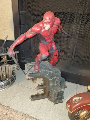 Daredevil Sideshow Collectibles Statue for Sale in Auburn, WA