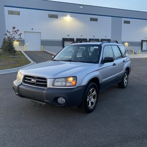 2005 Subaru Forester for Sale in Lake Bluff, IL
