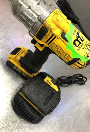 Cordless impact wrench for Sale in Dallas, TX