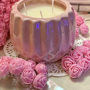 Strawberry Champagne Scented Candle for Sale in Los Angeles, CA