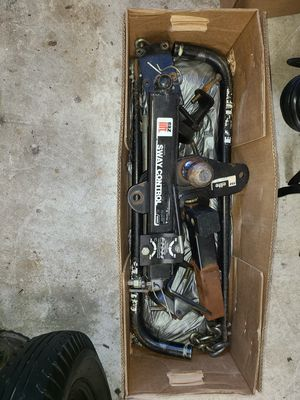 Weight transferring hitch for Sale in Enola, PA
