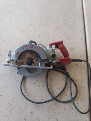 Electric hand saw. Magnum 77 skilsaw for Sale in Queen Creek, AZ