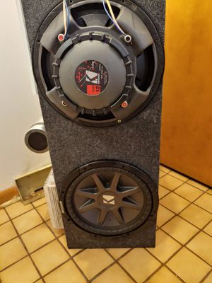Car audio system for Sale in Chicago, IL