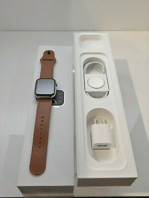 Apple Watch Series 5 Stainless 44MM GPS Cellular for Sale in Atlanta, KS