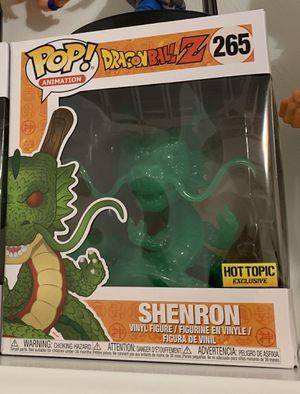 Dragonball Z Shenron Funko POP (Jade) for Sale in Virginia Beach, VA
