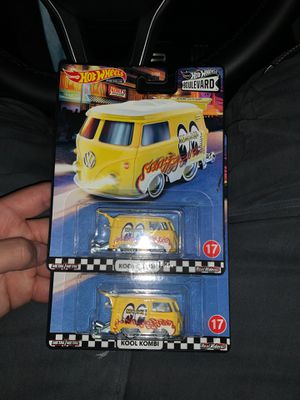 Hot Wheels Kool Kombi (Lot of 2) for Sale in Montclair, VA