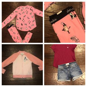 Abercrombie and Fitch Girls clothing size 11-12 years for Sale in Bothell, WA