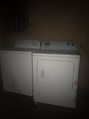 2 washers and 1 dryer for Sale in Detroit, MI