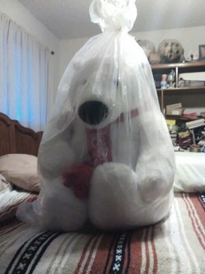 3ft+ Coca Cola bear for Sale in Austin, TX