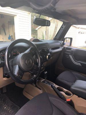 2013 Jeep Wrangler for Sale in Springfield, VA