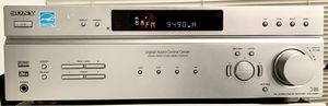 Sony Stereo 350 Watt 5.1 Channel AV Receiver AM/FM STR-K660P Home Stereo Music for Sale in Mercer Island, WA