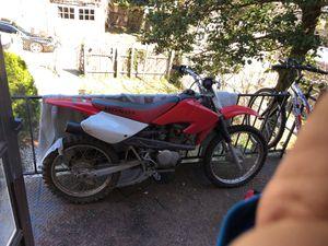 crf 100 honda dirt bike for Sale in Baltimore, MD