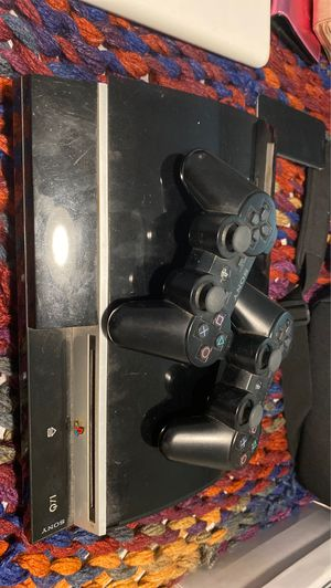 PS3 (FOR PARTS) for Sale in Jessup, MD