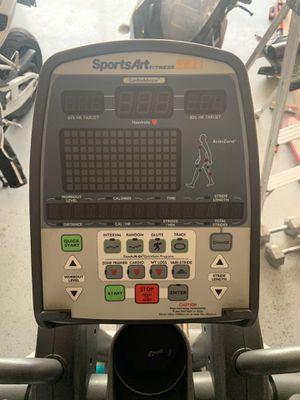 Elliptical trainer Sports Art fitness E821 for Sale in Oceanside, CA