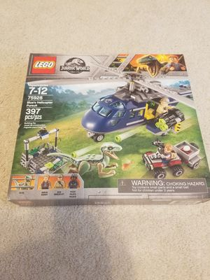 Lego Jurassic World Set for Sale in Bloomington, IL