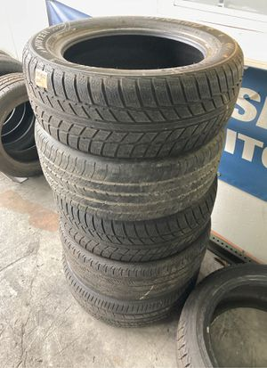 205/55/16 used tires 5 available Please read for Sale in North Miami, FL