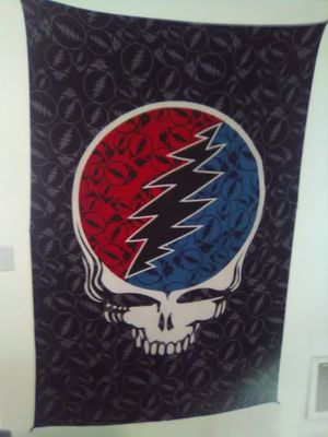 Huge Grateful Dead wall tapestry for Sale in Mesa, AZ