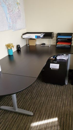 IKEA Galant Corner desk, right or left for Sale in San Diego, CA
