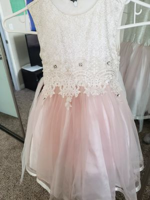4T flower Girl Dress for Sale in South Gate, CA