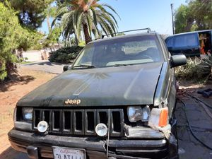 For parts or whole its complete 1995 jeep Cherokee AWD. for Sale in Vista, CA