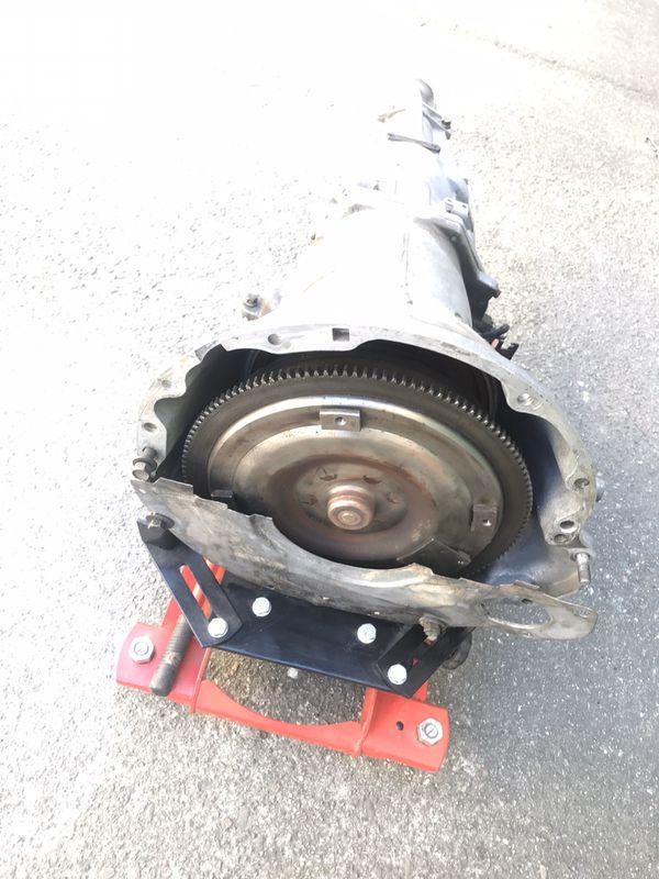 064-5 Dodge Ram 1500 Transmission 46RE In trans Jack