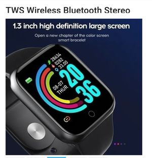 Smart bracelet and earbuds for Sale in Elyria, OH