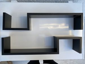 Black wall shelves for Sale in Los Angeles, CA