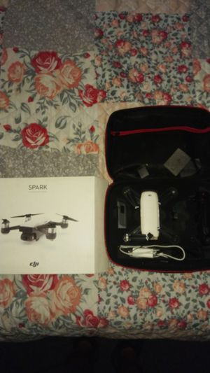 DJI Spark Combo Drone with Extras for Sale in Ontario, CA