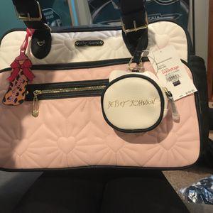 Betsey Johnson Diaper Bag for Sale in Ridgefield, WA