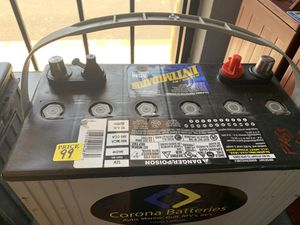 Marine, Deep Cycle, Golf RV Batteries for Sale in Corona, CA
