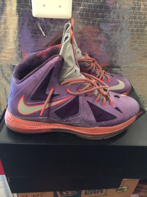 Nike Lebron 10 all star for Sale in Forest Heights, MD