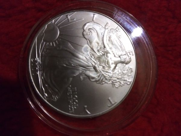 2000 walking liberty 1oz fine silver