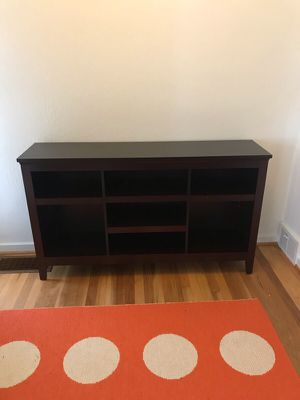 Threshold console table/bookcase for Sale in Seattle, WA