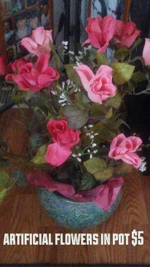 Artificial flowers for Sale in Orondo, WA
