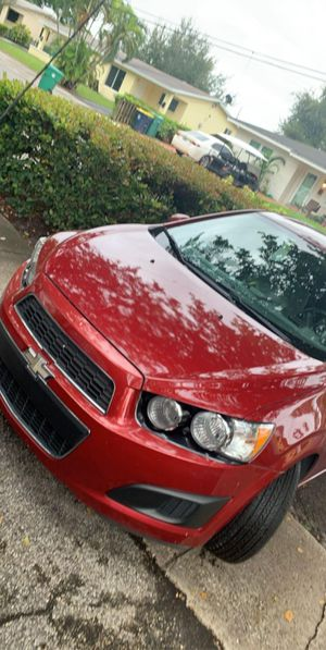 "Chevy Sonic ""for sale"" for Sale in Fort Lauderdale, FL"