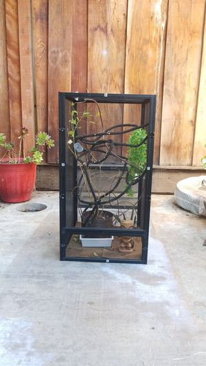 Reptile cage for Sale in San Jose, CA