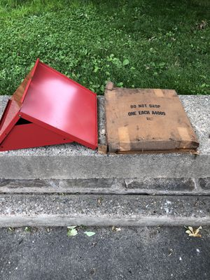 Snap on Side toolbox off for Sale in Philadelphia, PA