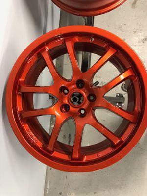 19 Inch Rays Wheels (OEM G35 wheels) for Sale in Atlanta, GA