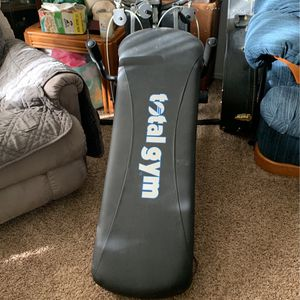 Total Gym Workout System for Sale in Fresno, CA