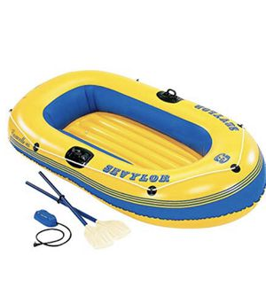 Sevylor yellow raft for Sale in Fairfax, VA