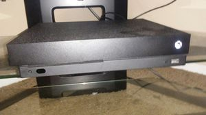 Xbox one x. TRADE for a couple of kayaks or a good canoe. for Sale in LEO-CEDARVLE, IN